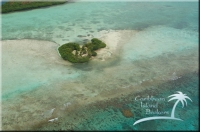 Pelican Caye, Island for sale on the Turneffe Atoll