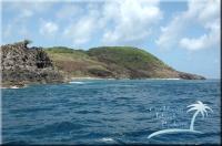 Island in the Caribbean