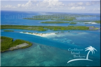 Bannister is in the Drowned Caye Range