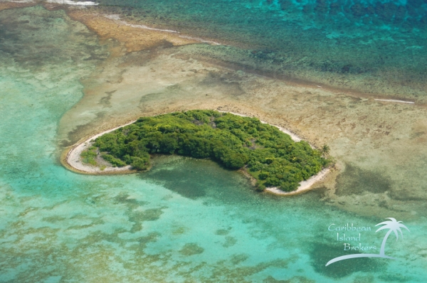 North Pelican Caye, Island for sale