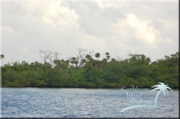 easy docking on protected water on the western lagoon