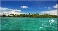 Round Caye panorama