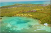 Southern Long Caye parcel for sale