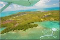 huge island