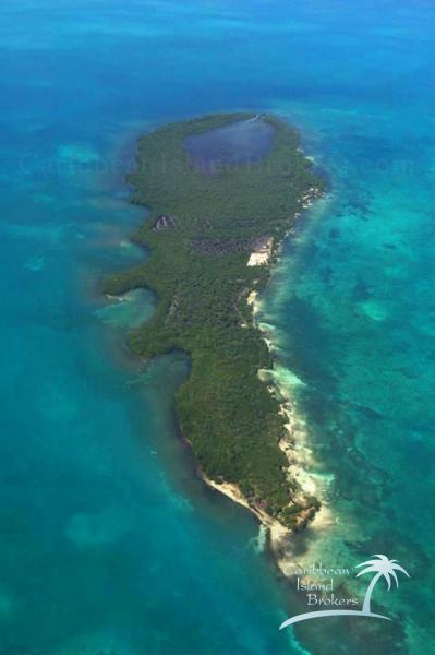 Cross Caye, Island parcel for sale
