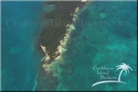 Cross Caye point for sale