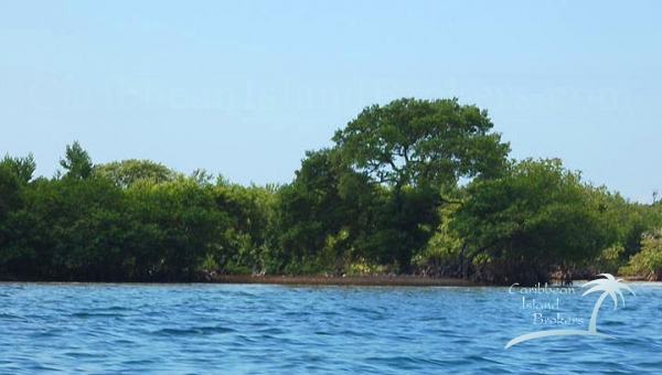 Private island parcel for sale
