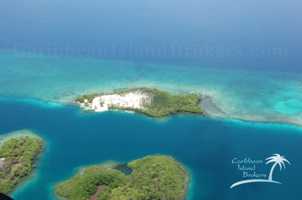 Sunset Caye, Island for sale in Belize