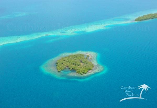 caribbean island for sale: